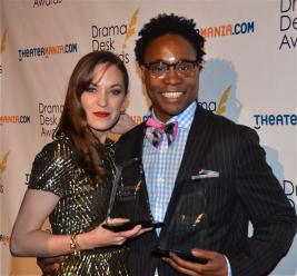 Laura Osnes, Billy Porter