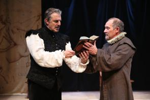 "Chris Noth, Zach Grenier: ""Doctor Faustus"""