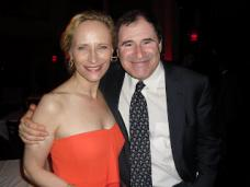 "Laila Robbins (Nominee ""Sorry""), Richard Kind (Winner ""The Big Knife"")"