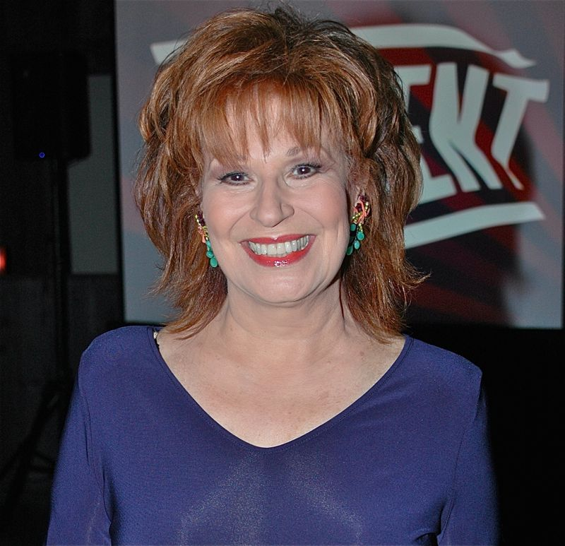 Joy Behar: Say Anything! – theaterlife