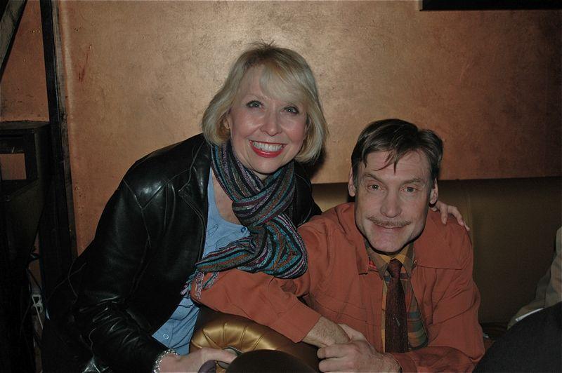 ... Julie Halston, Eric Myers