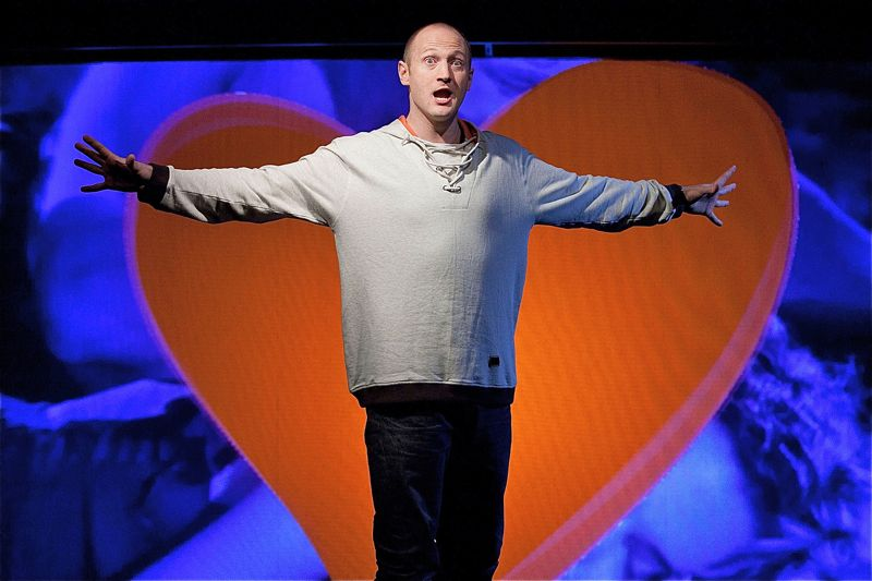 By Patrick Christiano Canadian hip-hop theater artist Baba Brinkman has returned to the SoHo Playhouse with The Canterbury Tales Remixed, ...