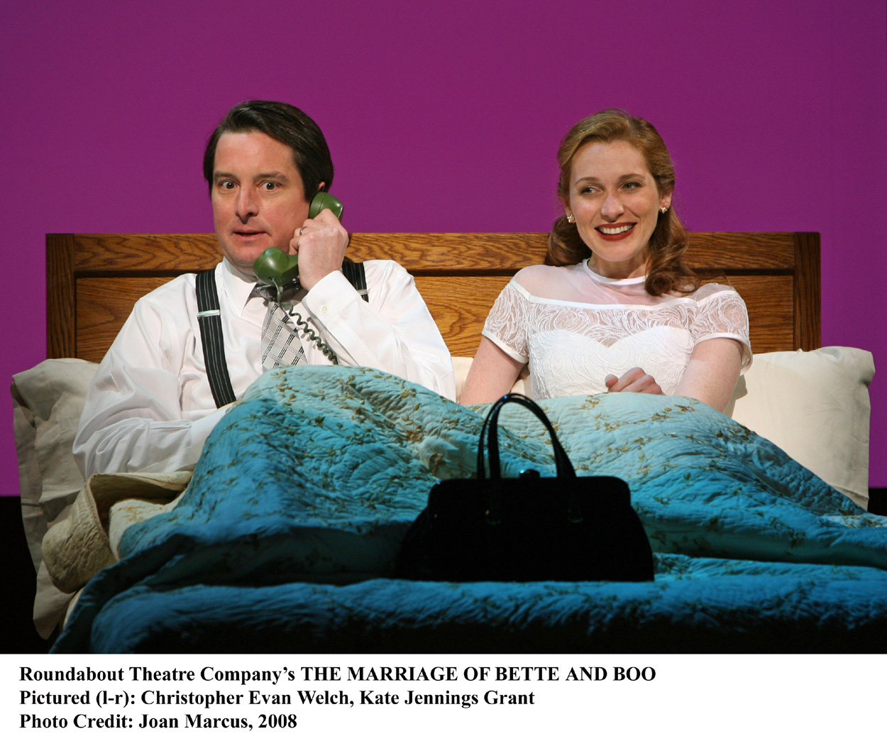 marriage of bette and boo As the play begins bette and boo are being united in matrimony, surrounded by their beaming families but as the further progress of their marriage is chronicled it becomes increasingly clear that things are not working out quite as hoped for.