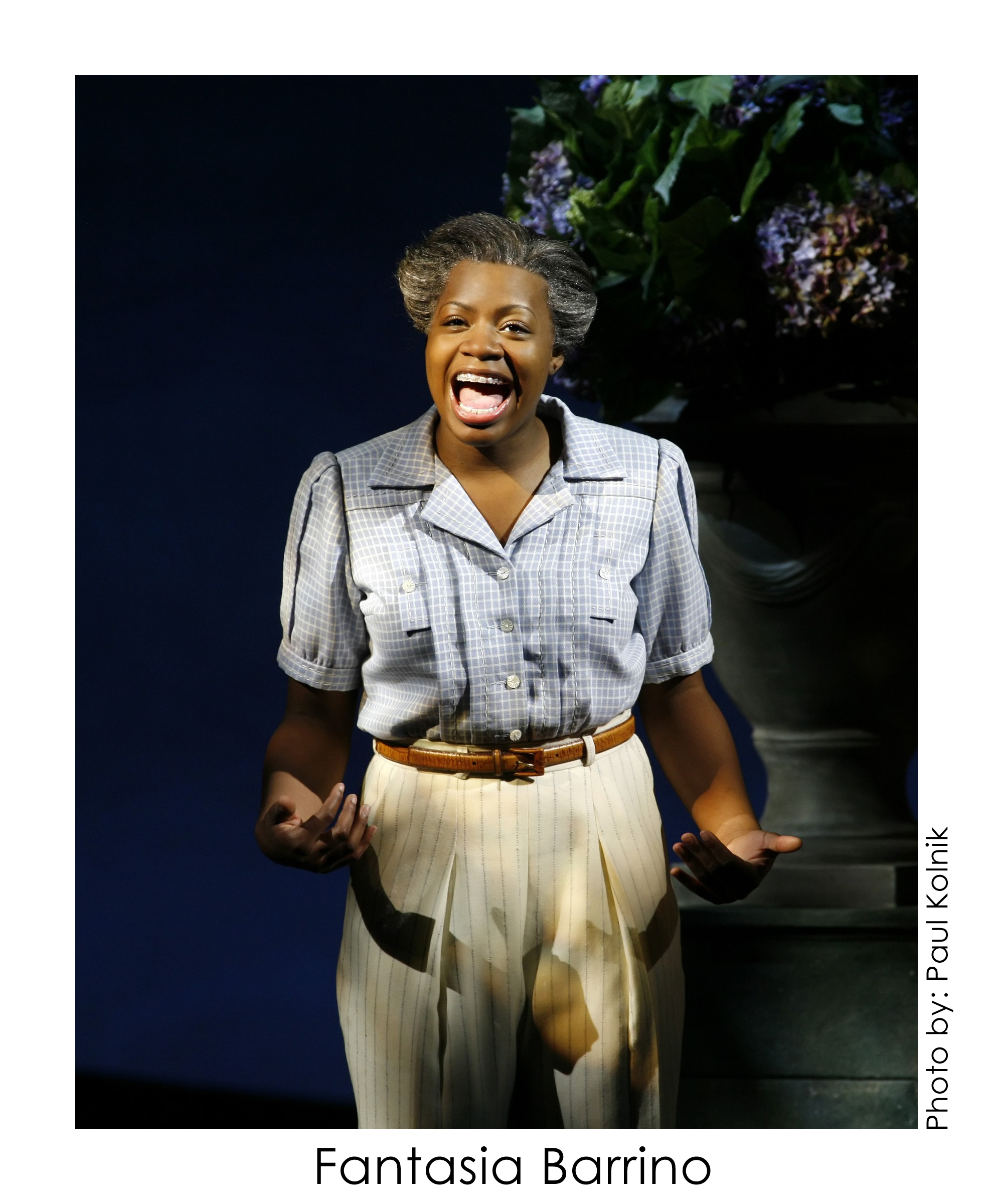 When The Color Purple Opened On Broadway Back In December Of 2005 We Raved Hallelujah New Musical Is A Joyous Celebration Human Spirit