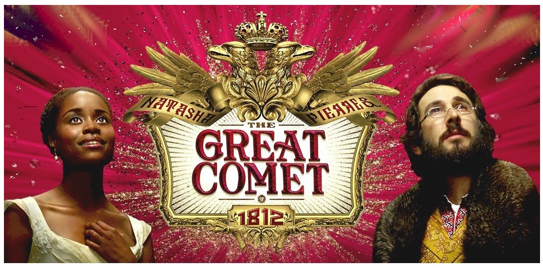 "Book ""The Great Comet of 1812"""