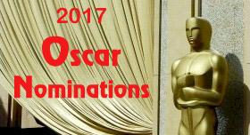 2017 Academy Awards Nominations