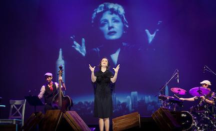 Piaf! The Show *****