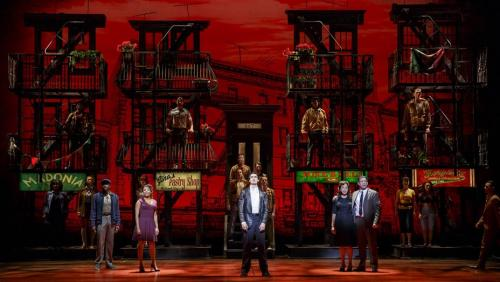 A Bronx Tale **1/2 – The Death of the Last Black Man in Whole Entire World ***1/2 The Band's Visit ****