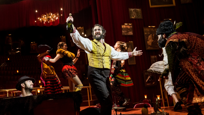 The Great Comet of 1812 ****