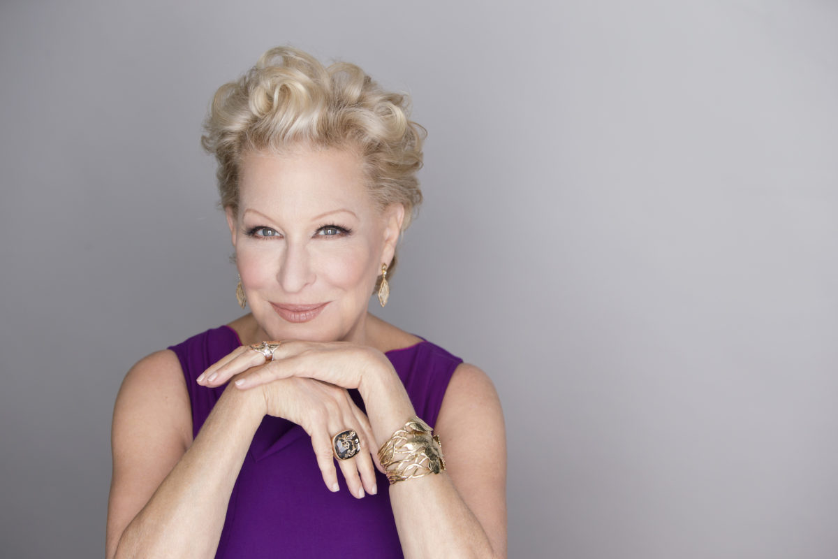 Bette Midler to be Honored @ The Drama League