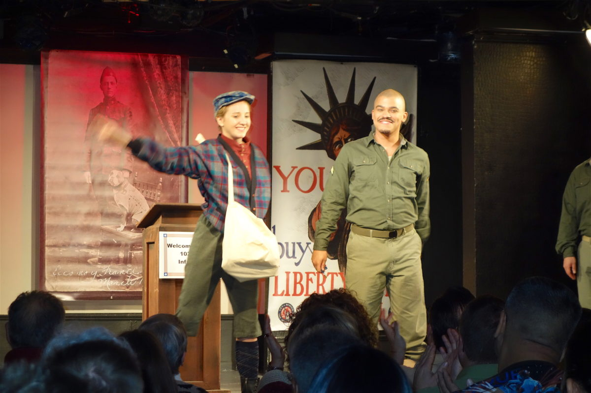 Sgt. Stubby Opens at St. Luke's Theater