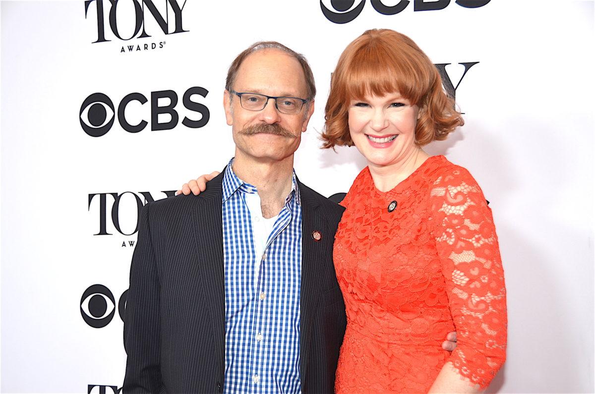 Tony Award Press Junket