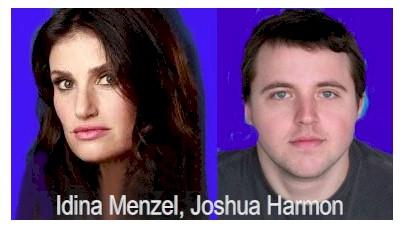 "Idina Menzel in ""Skintight"""