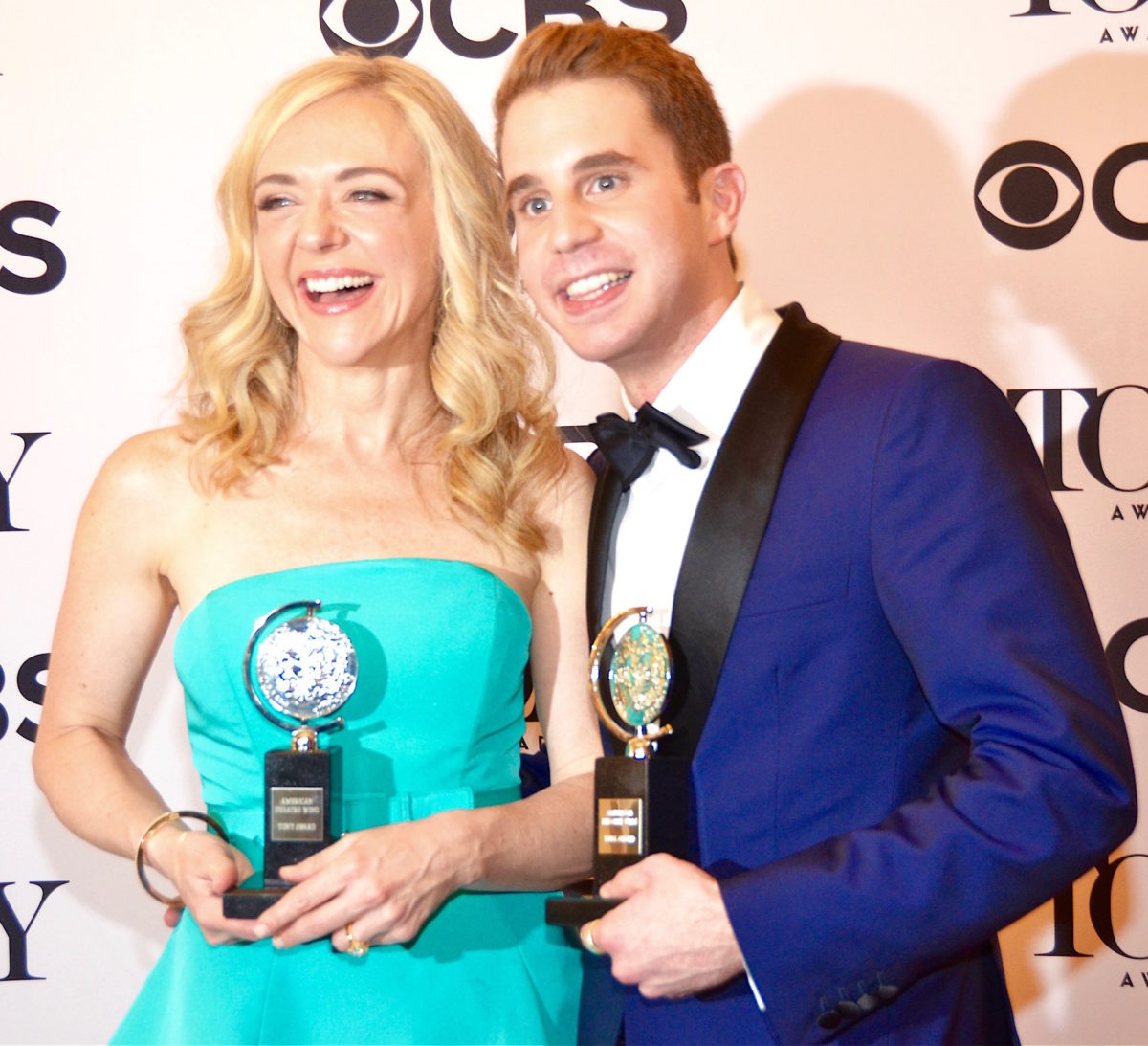 The 2017 Tony Awards