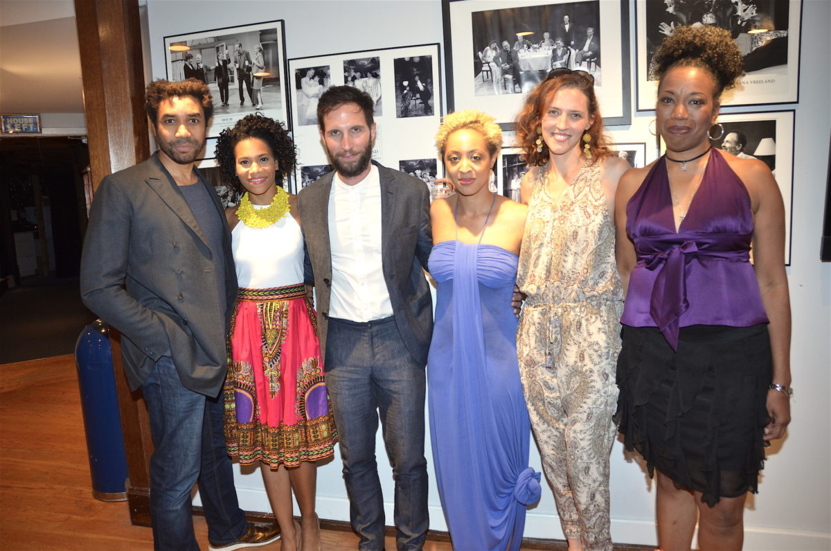 Intimate Apparel Opening Night