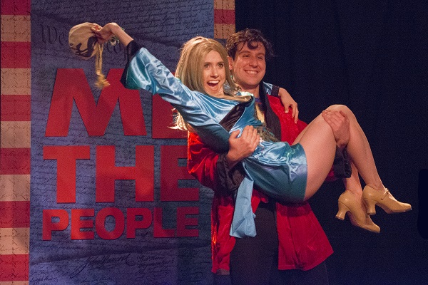 Me the People: The Trump America Musical ***1/2