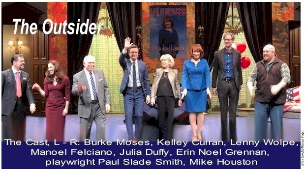 The Outsider ****