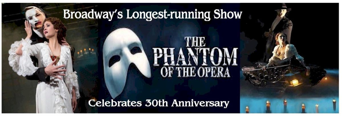Phantom of the Opera Celebration