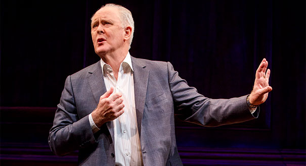 John Lithgow: Stories by Heart ****