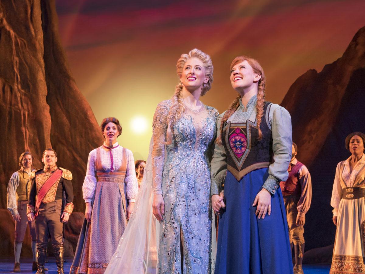 Frozen: The Broadway Musical ***1/2