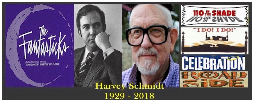 Remembering Harvey Schmidt