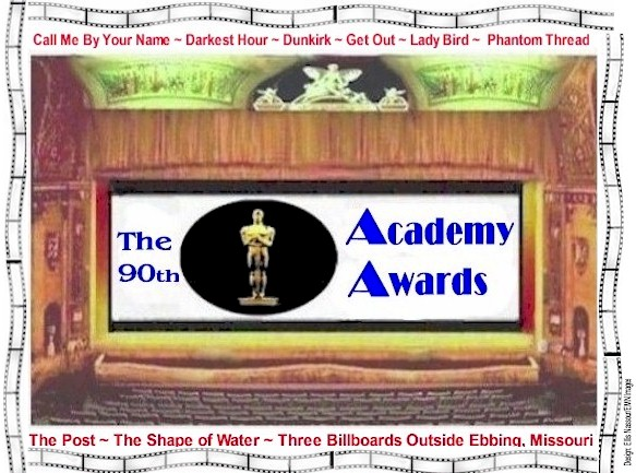 The 90th Academy Awards
