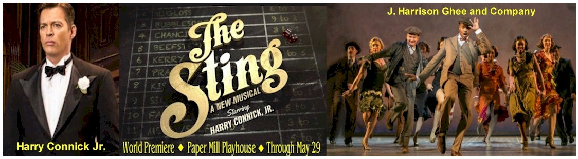 The Sting @ Paper Mill Playhouse
