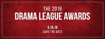 Drama League Announces Nominees