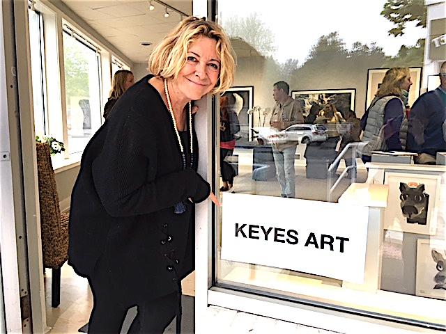 Keyes Art East Hampton