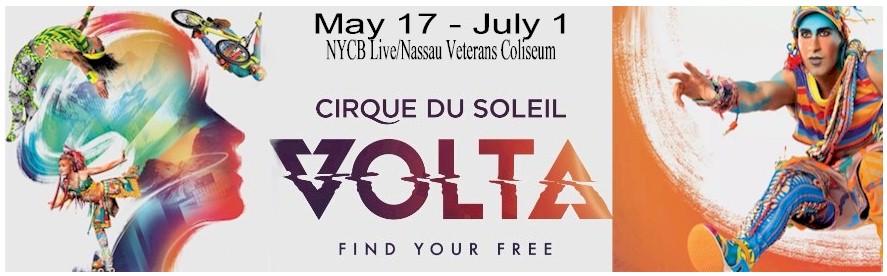Cirque du Soleil 's Volta