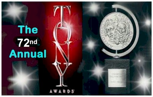 Image result for Tony Awards 2018 Live