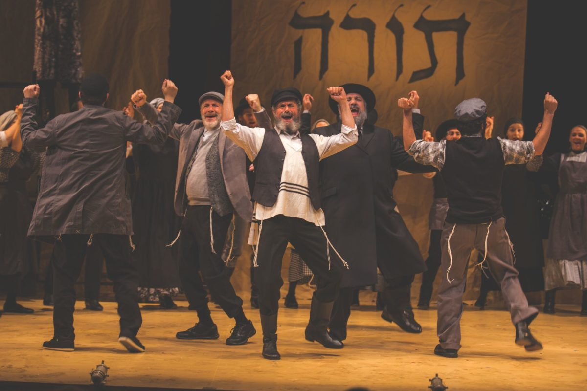 Miracle of Miracles: Fiddler On The Roof ****1/2