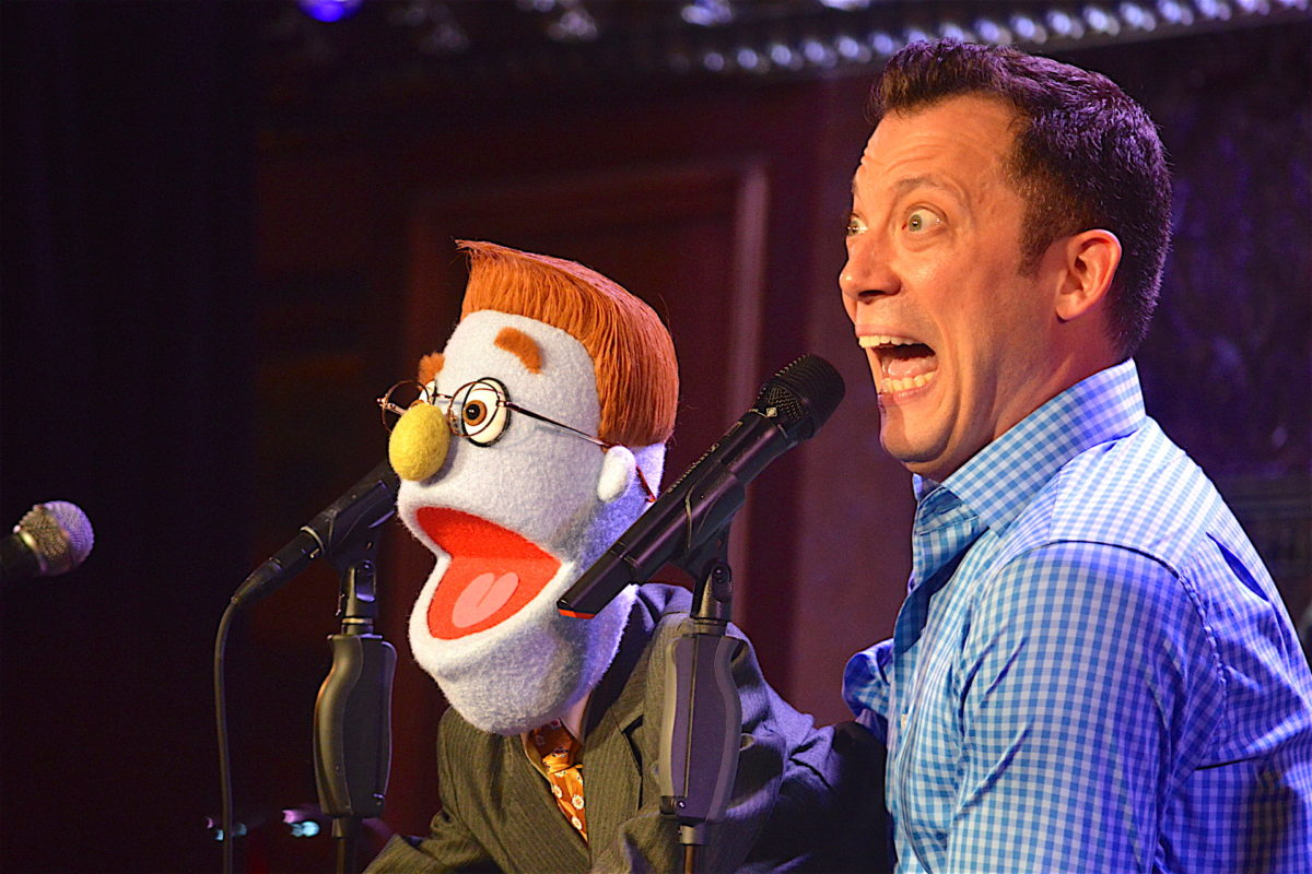 Avenue Q @ Feinstein's 54 Below
