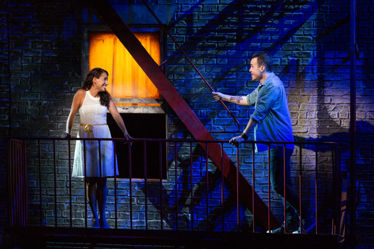 West Side Story **** The Cunning Little Vixen ****