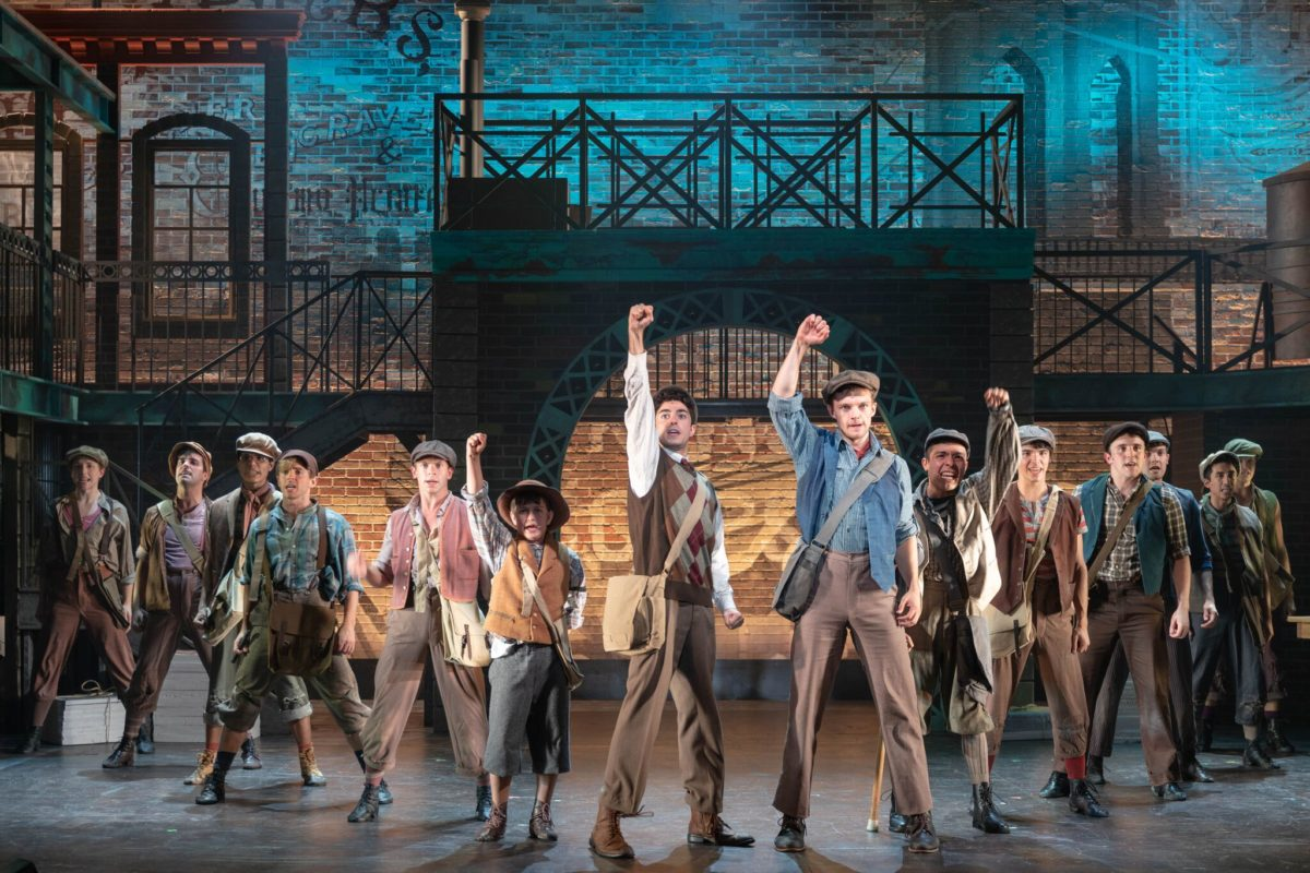 Newsies, Shrek