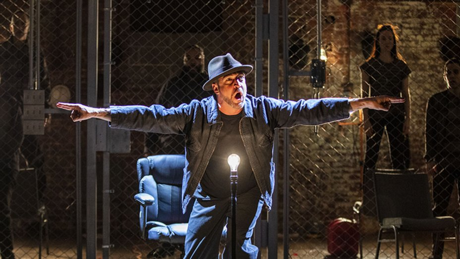 The Resistible Rise of Arturo Ui ***1/2