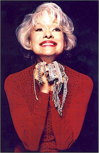 Broadway Mourns Carol Channing