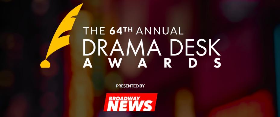 Drama Desk News
