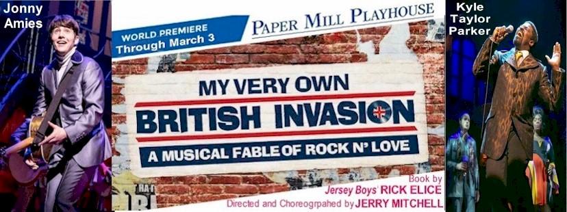 My Very Own British Invasion ***