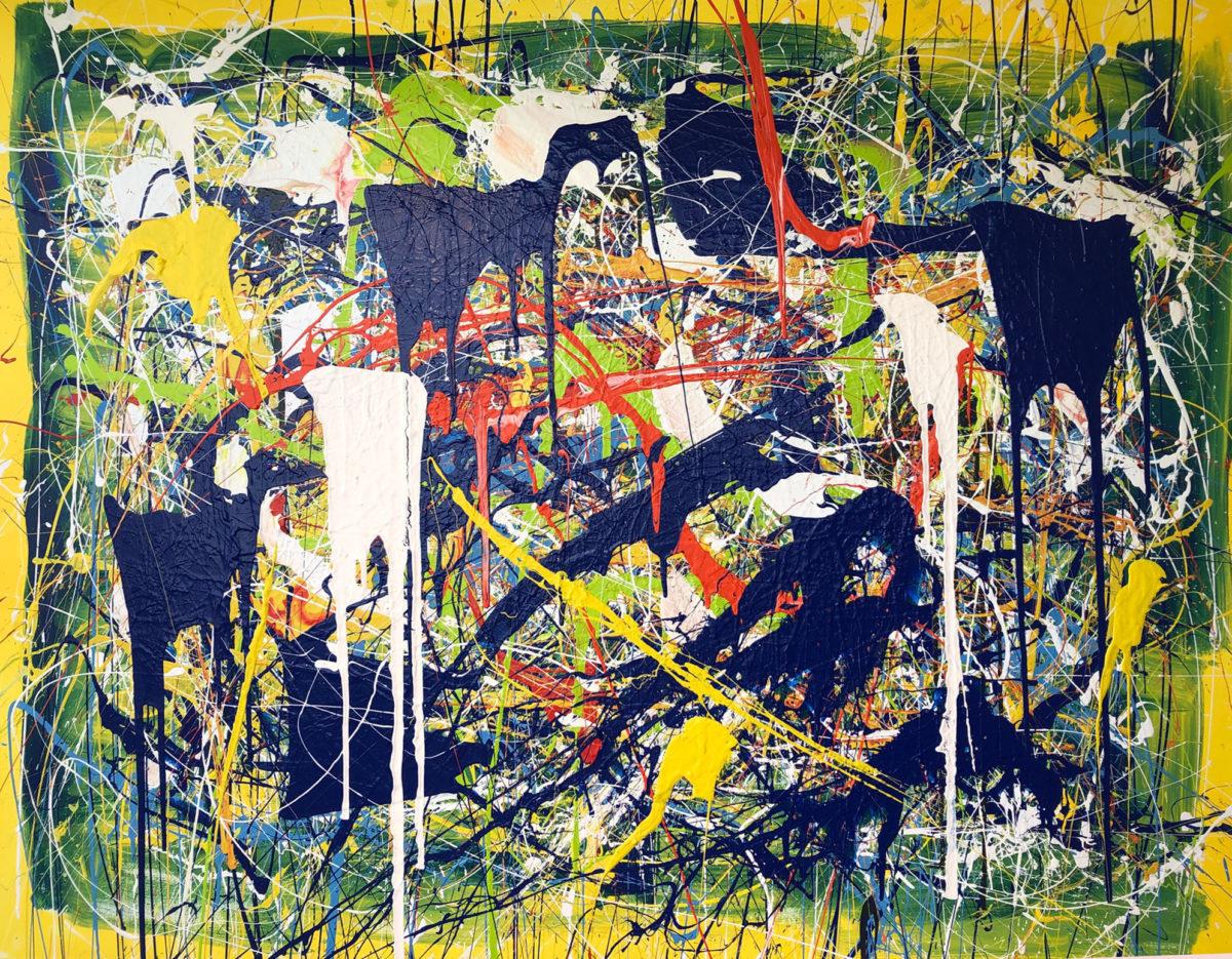 Haim Mizrahi @ Janet Lehr Fine Arts