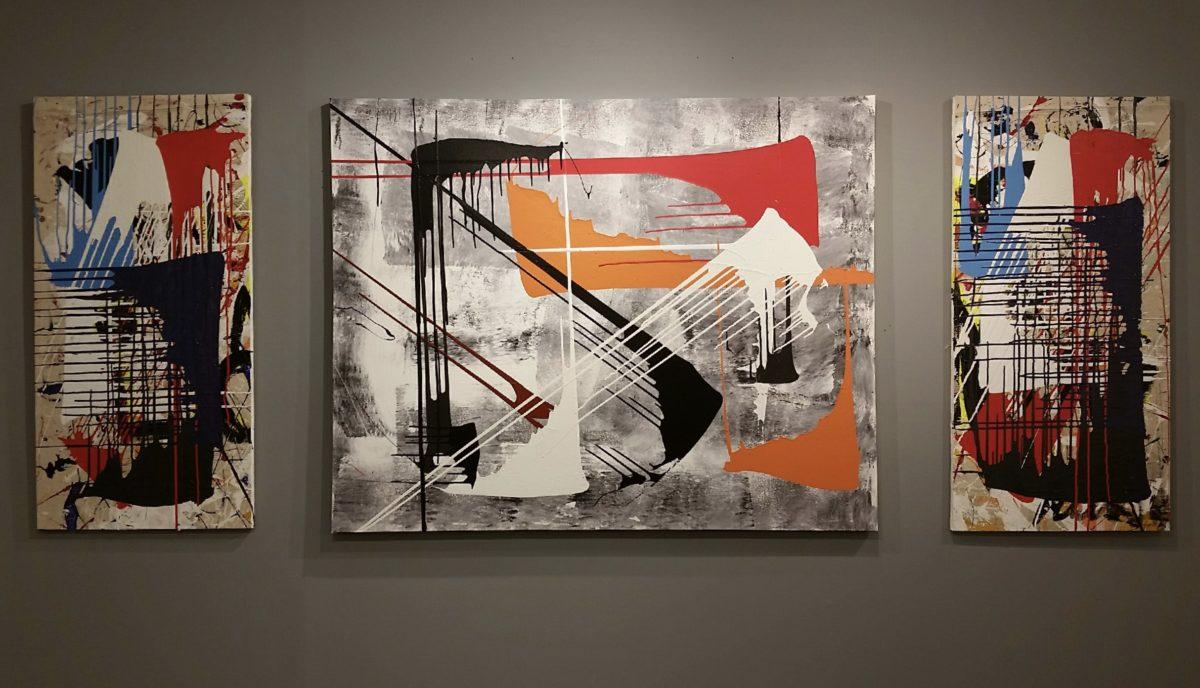 Jazz Trio at Janet Lehr Fine Arts