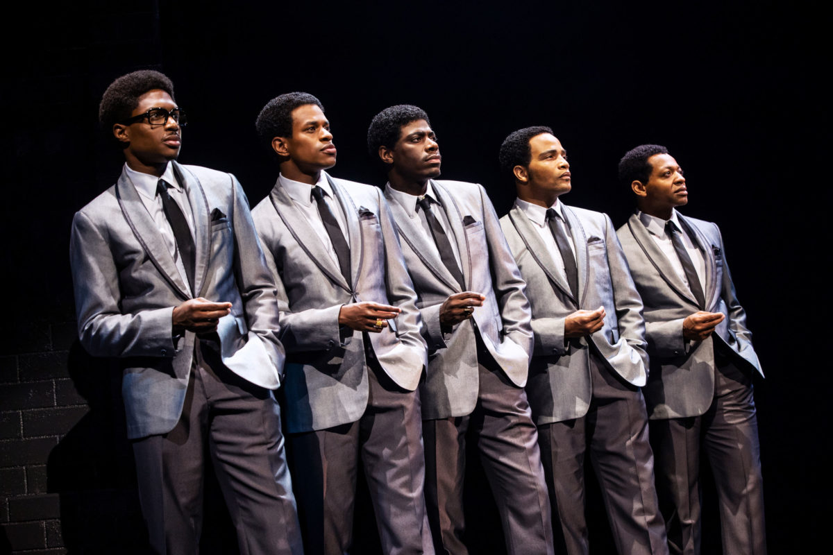 Ain't Too Proud: The Life and Times of the Temptations ***1/2