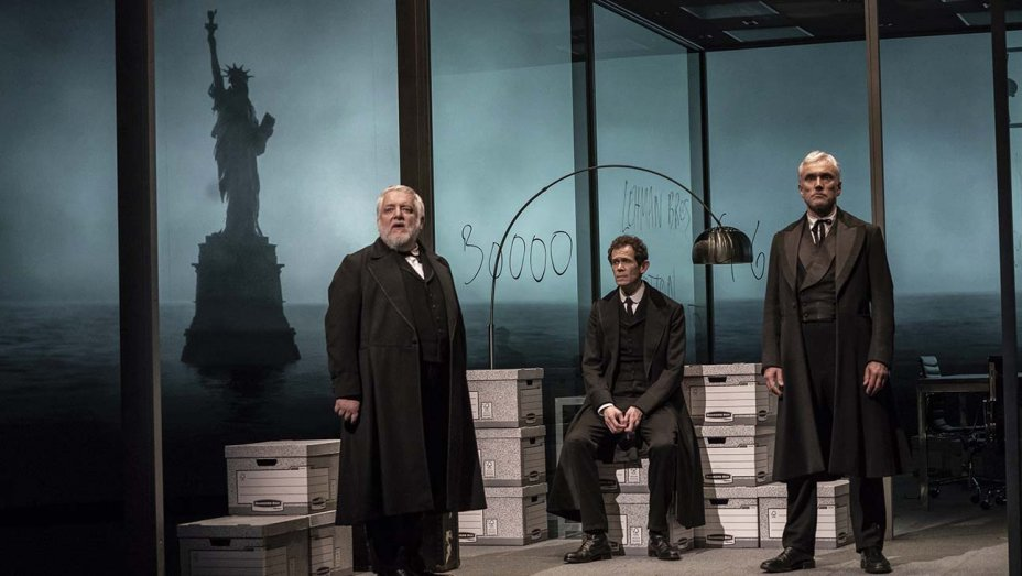 The Lehman Trilogy *****, The Cradle Will Rock **, What the Constitution Means To Me *****
