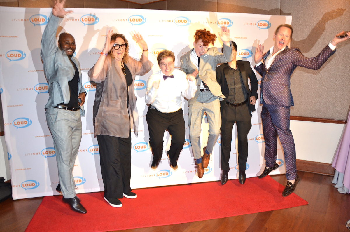 Live Out Loud Gala
