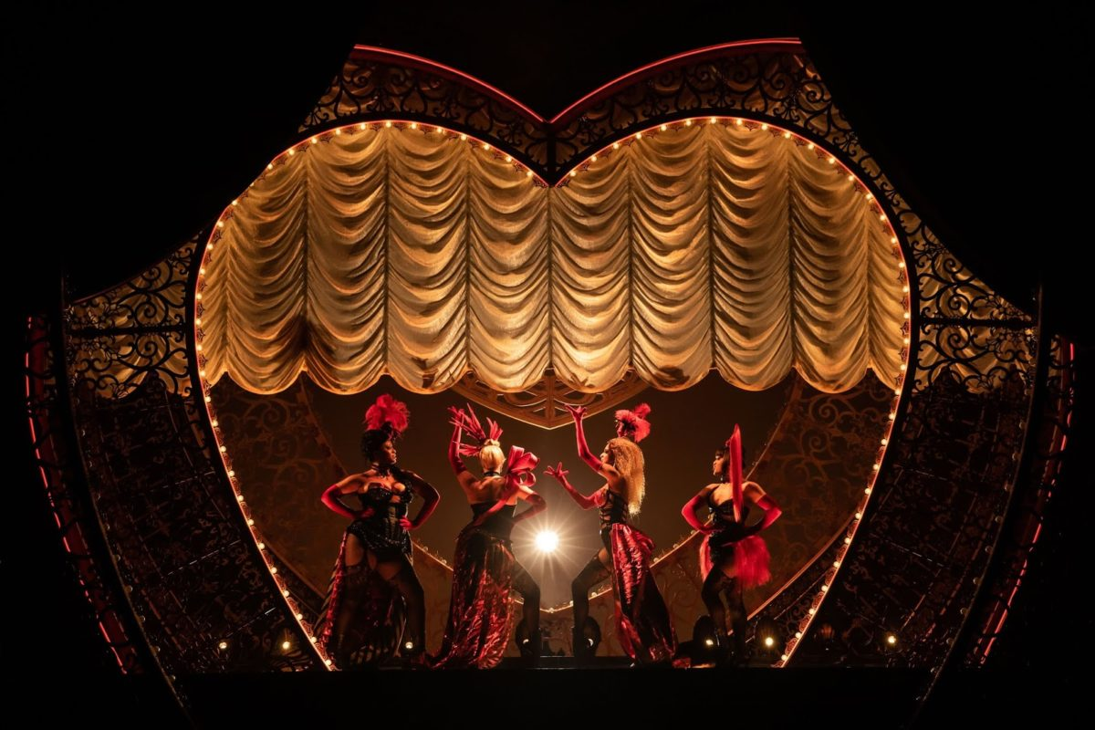 Moulin Rouge! ***1/2