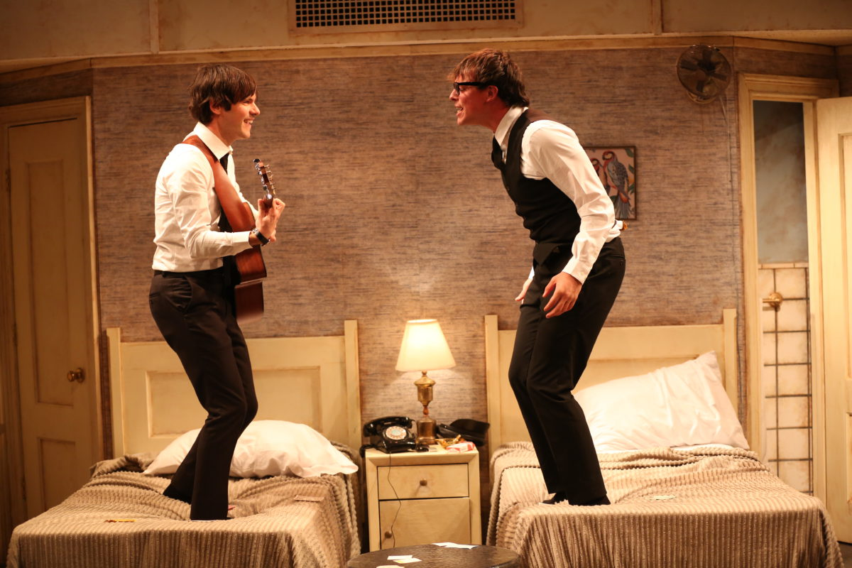 Only Yesterday Opens @ 59E59
