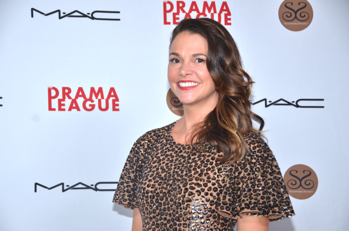 Drama League Honors Sutton Foster