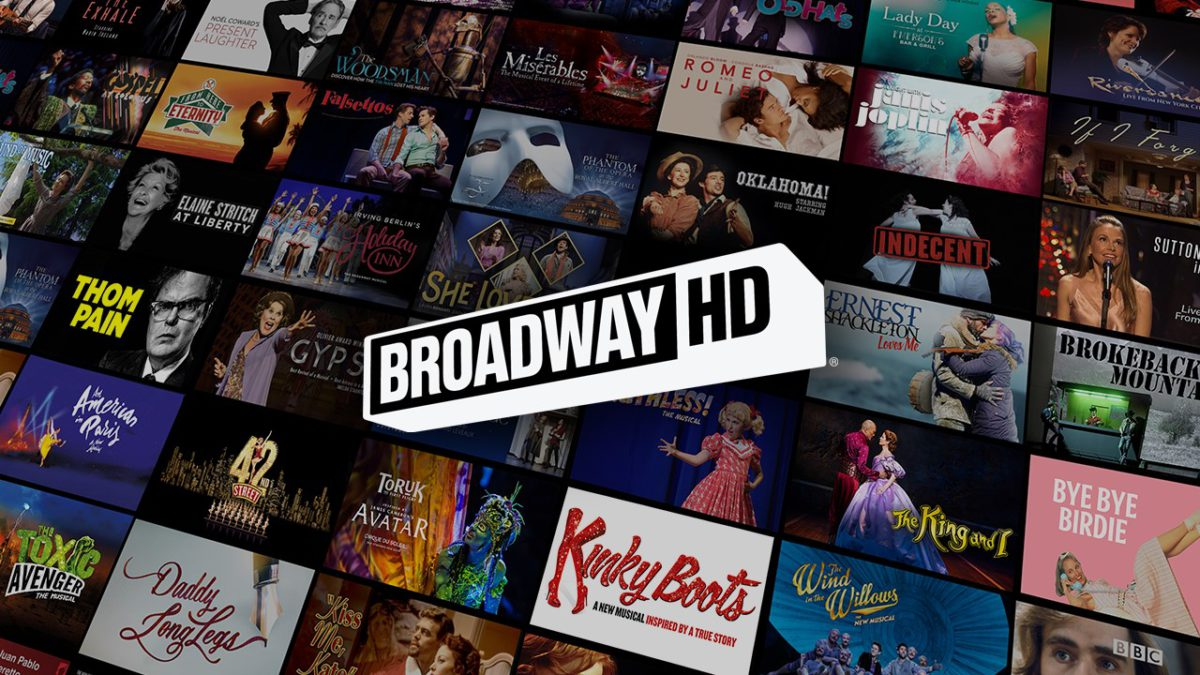 BroadwayHD for the Holidays