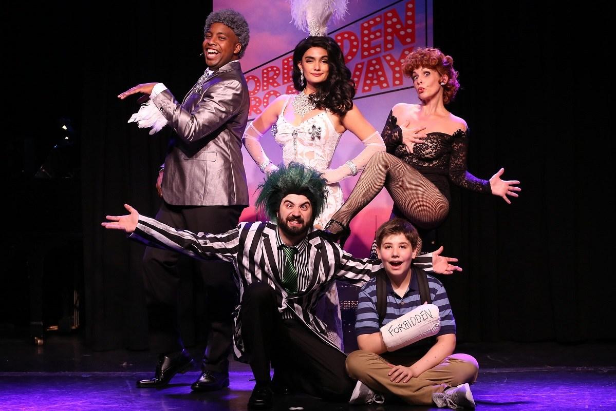 Forbidden Broadway at York ****