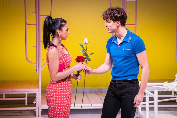 Romeo and Bernadette ****